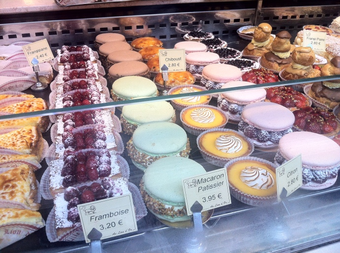 France dessert